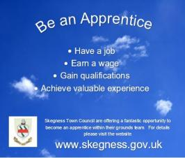 APPRENTICE VACANCY - A Fantastic Opportunity
