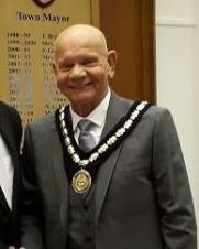 Town Mayor - Cllr Sid Dennis