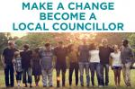 MAKE A CHANGE, BECOME A LOCAL COUNCILLOR