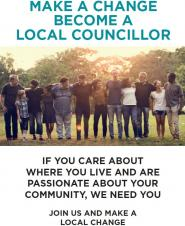"""Become a Councillor Events"" from 5:30pm till 6:45pm on 16th January 2019 and 6th March 2019 at the Town Hall, Skegness"