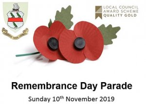 Volunteers Needed for Remembrance Parade