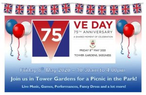 VE Day Event Friday 8th May 2020 - Stalls Available