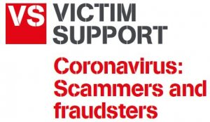 Coronavirus: Scammer and Fraudsters