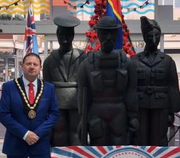 Message from the Mayor of Skegness - Wednesday 13th May 2020